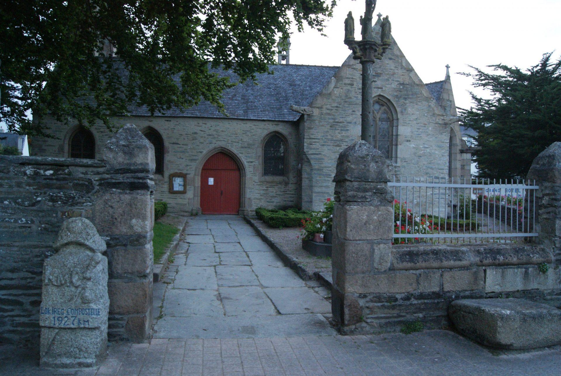 Eglise Saint Jacques à Locquirec